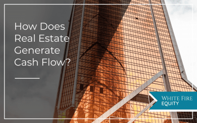 How does Real Estate generate Cash Flow?