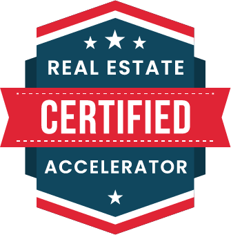 Logo for Real Estate Accelerator Certified