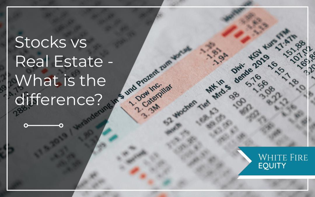Stocks vs Real Estate: A comparison of risks
