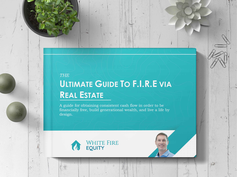 Ultimate Guide to Passive Income via Real Estate book cover